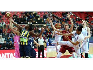 Basketbol Kadınlar Türkiye Kupası finali yarın oynanacak