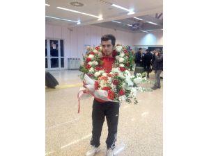 Erzurumlu kayakçı Zegerek, Balkan ikincisi oldu