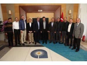 Başkan Türel'den Atatürk Parkı Esnafına Kiralama Müjdesi