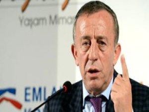 Ali Ağaoğlu, İnşaat Sektörü için Yapılan Plan Değişikliklerini Eleştirdi