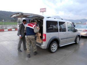 Jandarmanın yakaladığı 48 kişiden 3'ü tutuklandı