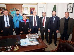 Aksaray Belediyespor'dan Milli Takım Kadrosuna Seçildi