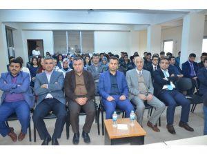 Kahta'da Öğrencilere YGS Öncesi Çiğköfte Ziyafeti