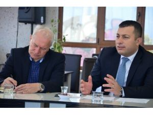 Lapseki'de Şehitleri Anma Günü Komite Toplantısı Yapıldı