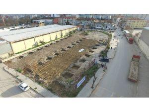 Sümer Mahallesi'ne Yeni Kompleks Yapılıyor