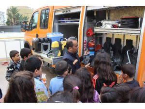 Aydın'da 'Deprem Haftası' Etkinlikleri
