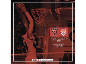 Eskişehir Basket, Melikşah Üniversitesi Karşısında