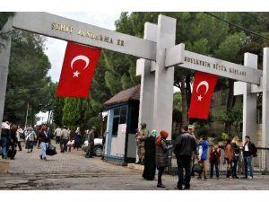 Aydın'da 320 Mehmetçik Yemin Etti