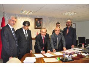 Maski Ve CBÜ İşbirliği Protokolü İmzalandı