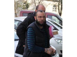 Samsun'da Bıçaklı Saldırgan Yakalandı