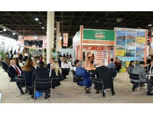39. Uluslararası Budapeşte Turizm Fuarına Yoğun İlgi