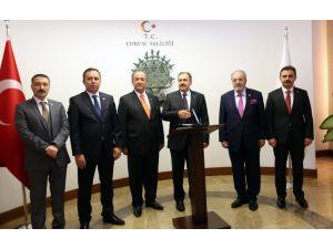 Bakan Eroğlu: Bu sene kurak geçiyor