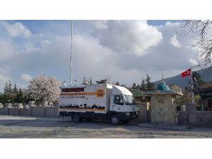 Akşehir'in Hava Kalitesi Ölçüldü