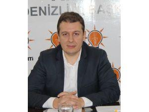 AK Parti İl Başkanı Filiz'den Başsağlığı Mesajı
