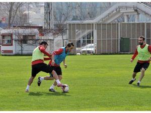 Samsunspor, Gaziantep Bbsk Hazırlıklarını Tamamladı