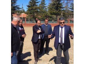 Ereğli'de TCDD Parkı Yapım Çalışmaları Başladı