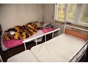 Alanya Belediyesi'nden Engelli Hastaya Elektronik Yatak