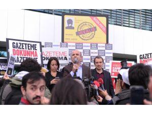 Abdülhamit Bilici: Duvara yazarak bile olsa özgür medya devam edecektir
