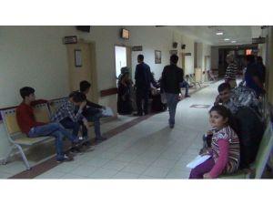 Kahta Devlet Hastanesinde Mesai Dışı Çalışma Uygulaması