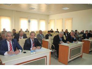 İl Genel Meclisi 4'üncü Birleşiminde 4 Gündem Maddesini Görüştü