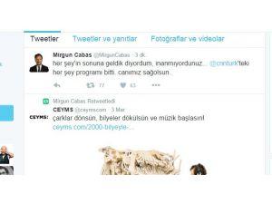 CNN Türk, Mirgün Cabas'ın sunduğu 'Her Şey' programını kaldırıldı