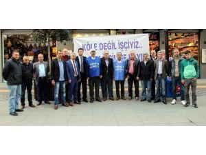 Türk-iş 10 Bin İmzayı AK Parti'ye Teslim Edecek