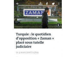 Le Monde: Muhalif her ses susturuluyor