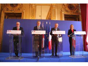 Avrupalı bakanlardan Suriye'de ateşkes uyarısı