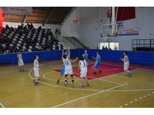 Okullar Arası Liseler Basketbol Müsabakaları Sona Erdi