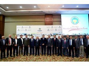 Malatya'da Turizm Master Planı Tanıtım Toplantısı Yapıldı