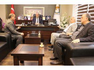 Muhtar'dan Haliliye Belediye Başkanına Teşekkür