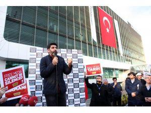 Levent Gültekin: 'Dindar' dediğimiz arkadaşlarımızın eliyle ülke yıkılıyor