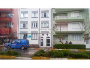 Aydın'ın Nazilli ilçesinde bir yurtta bomba paniği yaşandı.