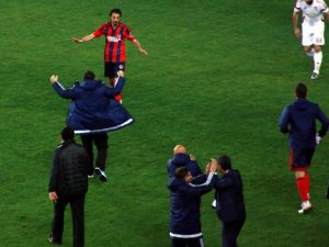 Mersin İdmanyurdu: 1 - Medicana Sivasspor: 0