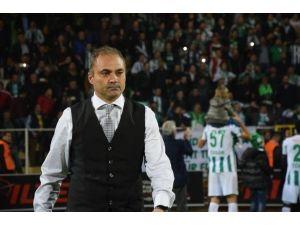 Giresunspor - Balıkesirspor Maç Sonrası