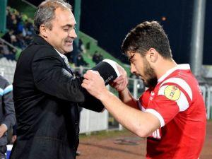 Erkan Sözeri'yi Duygulandıran Maç