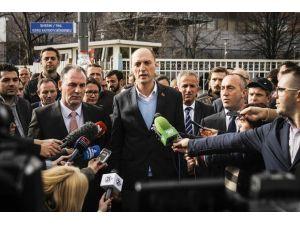 Kosova'da cumhurbaşkanı seçimine itiraz edildi