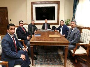 Amasya'daki Tarım Yatırımları Masaya Yatırıldı