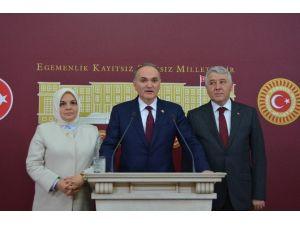 AK Partili Vekillerden Kılıçdaroğlu'na 'Melen' Yanıtı