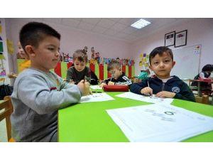 Minik Hasan Nezaket Okulu'nda Örnek Oldu