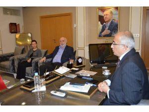 MÜSİAD Kütahya Şube Başkanı Kırdar'dan Ziyaret
