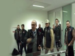 Zaman'a Giren Emniyet Müdüründen Polise: At Lan Şunları Aşağı!