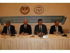 TBB Başkanı Feyzioğlu: Yargıya güvenin dip yaptığı noktadayız