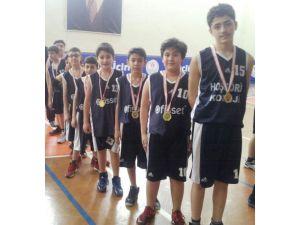 Basketbolda küçük erkeklerde Osmaniye'yi Hoşgörü temsil edecek