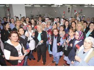 Kep'ten 8 Mart Dünya Kadınlar Günü Kutlaması