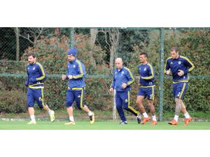 Fenerbahçe'de Akhisar Belediyespor maçı hazırlıkları tamamlandı