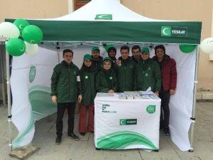 Erzincan'da Yeşilay Haftası Kutlanıyor