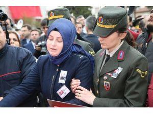 Ordulular Şehidini Uğurladı