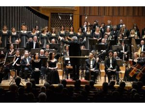 Yunus Emre Oratoryosu Ankara CSO'da Seslendirildi
