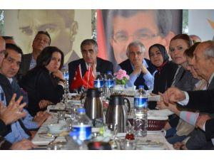 Nilüferli Gönüllüler AK Parti'yle Güçlerini Birleştirdi